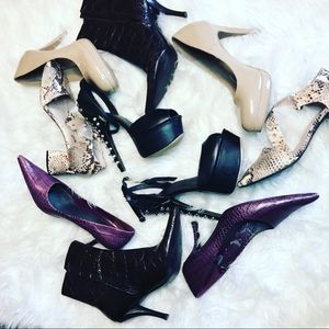Shoes - WE LOVE HEELs 👠